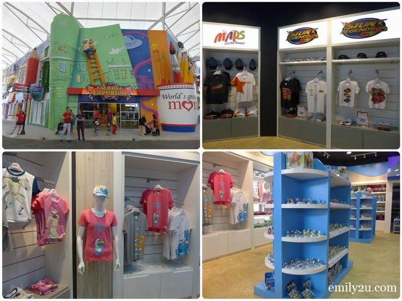 21. MAPS Emporium - souvenir store