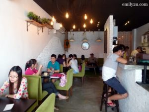 3 Cafe Lumiere Kuala Selangor