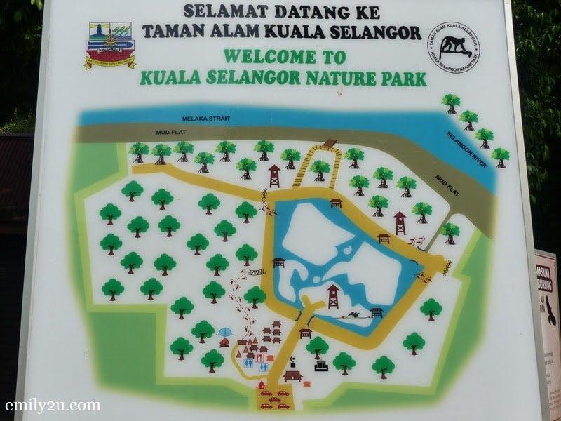 3. layout map