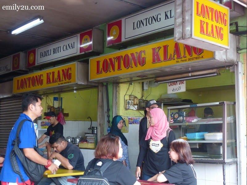 3. Lontong Klang, Emporium Makan