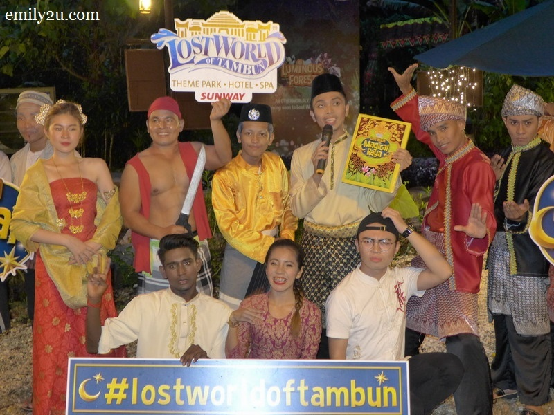 3. the book of Malay folklore