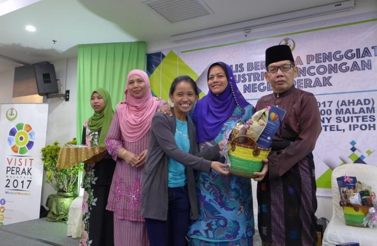 Tourism Perak Fetes Tourism Practitioners & Supporters