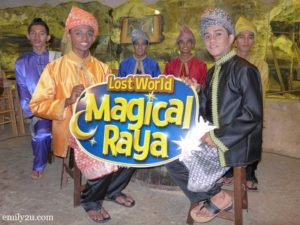 4 Lost World of Tambun Magical Raya