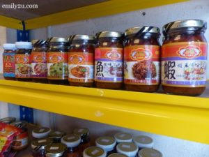 4 a range of cooking sauces