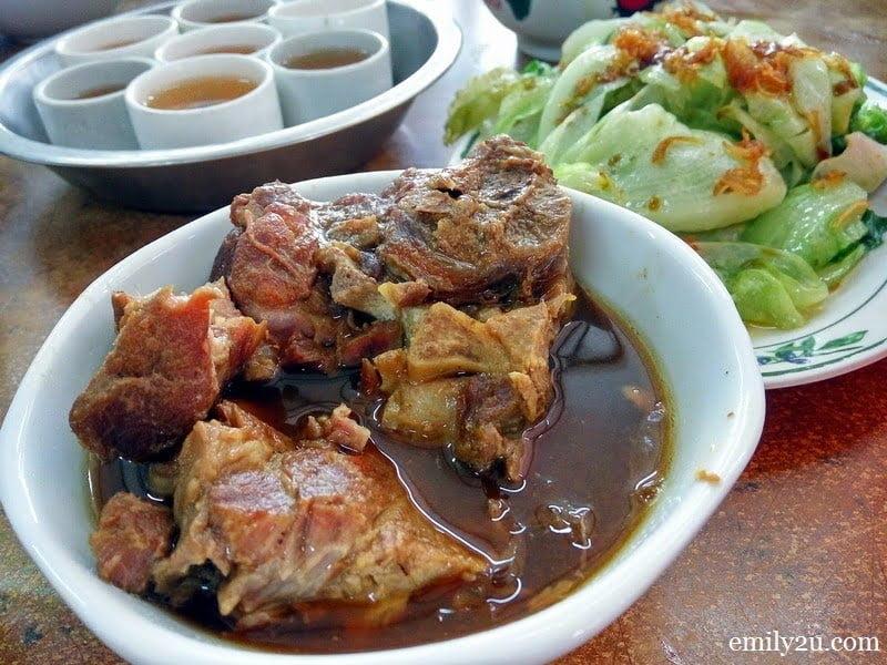 5. bak kut teh @ Restoran Seng Huat Bak Kut Teh