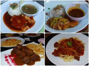 5 Thumbs Cafe Ipoh