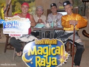 6 Lost World of Tambun Magical Raya