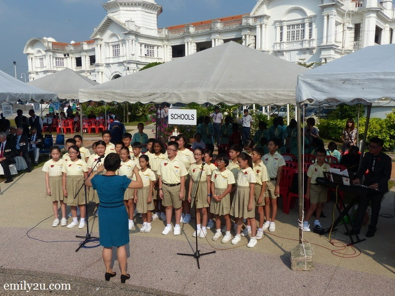13. choir by Wesley Methodist School International Ipoh