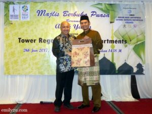 8 Tower Regency Hotel Ramadan CSR