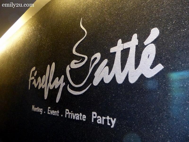 3. Firefly Latte