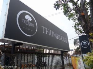 9 Thumbs Cafe Ipoh