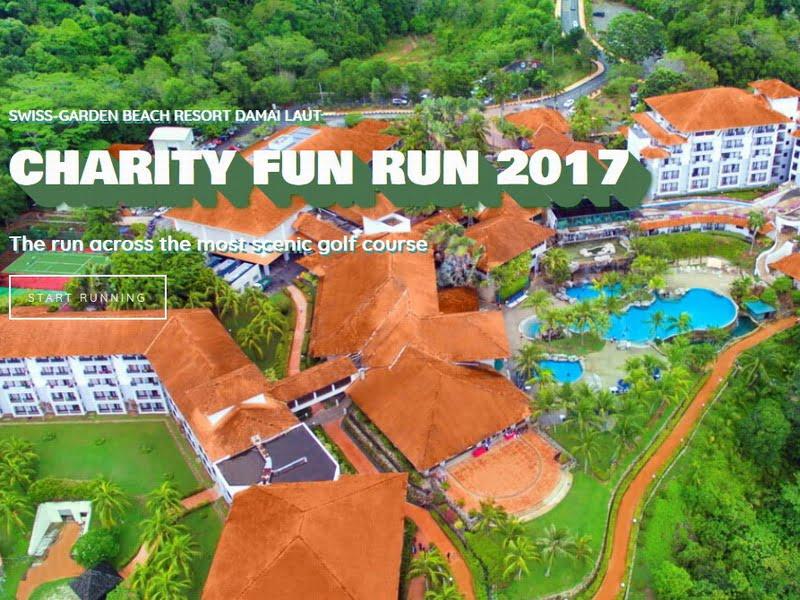 Swiss-Garden Beach Resort Damai Laut Charity Fun Run 2017