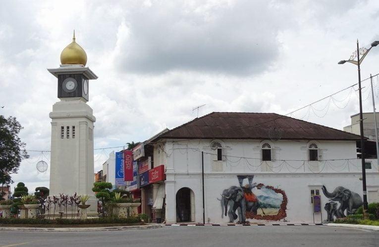 Kuala Kangsar Wall Paintings