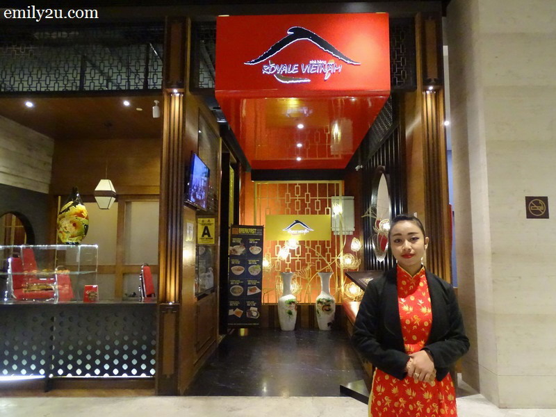 1. Royale Vietnam Restaurant, SkyAvenue