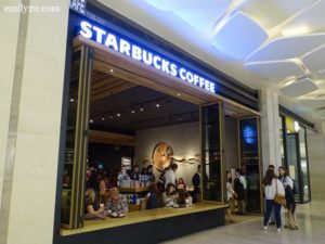 1 Starbucks Reserve SkyAvenue