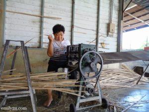 1 weave bamboo baskets