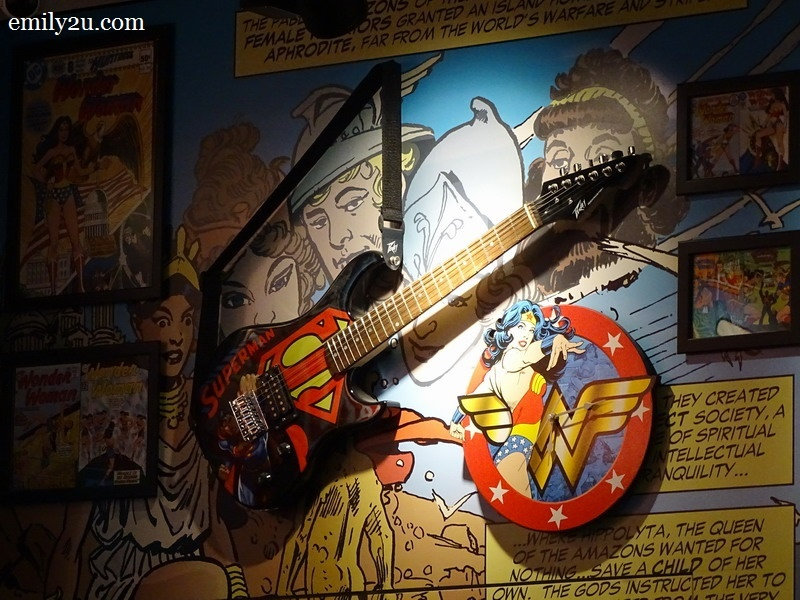 11. Superman guitar
