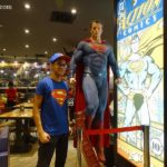 DC Comics Super Heroes Café, SkyAvenue
