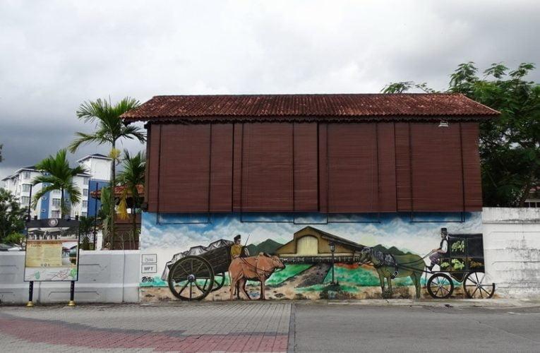 Taiping Street Art