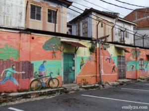 3 Kuala Kangsar Wall Paintings