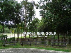 3 mini golf