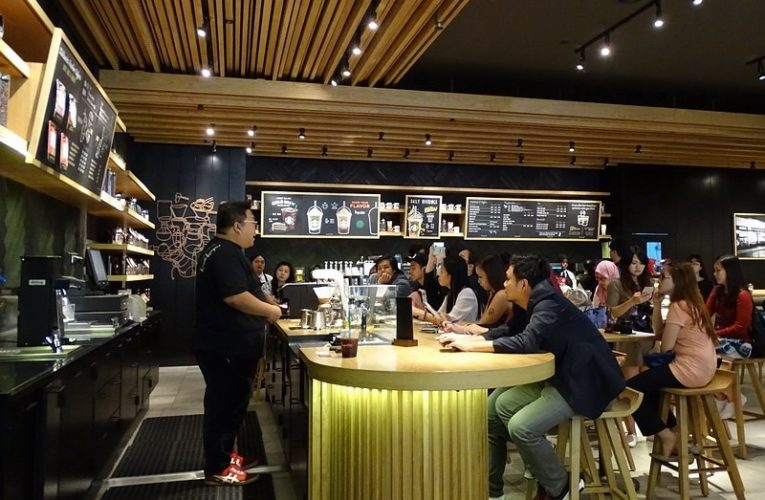 Taste Testing @ Starbucks Reserve®, SkyAvenue