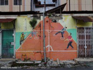 4 Kuala Kangsar Wall Paintings