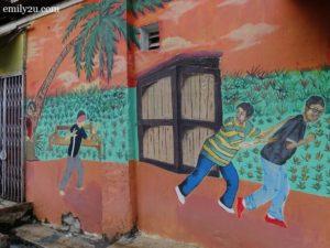 5 Kuala Kangsar Wall Paintings