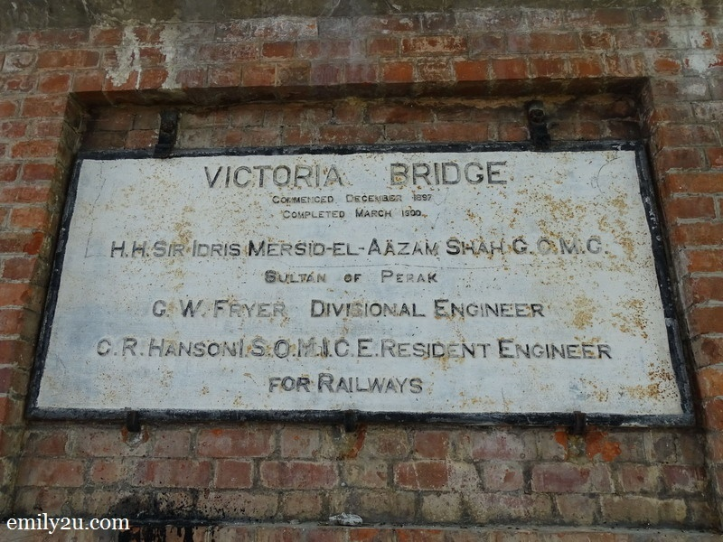 5. history of Victoria Bridge