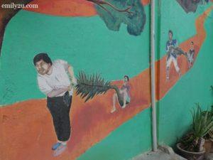 6 Kuala Kangsar Wall Paintings