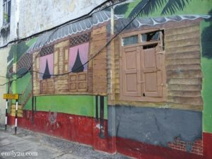 7 Kuala Kangsar Wall Paintings