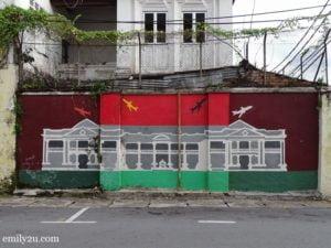 8 Kuala Kangsar Wall Paintings