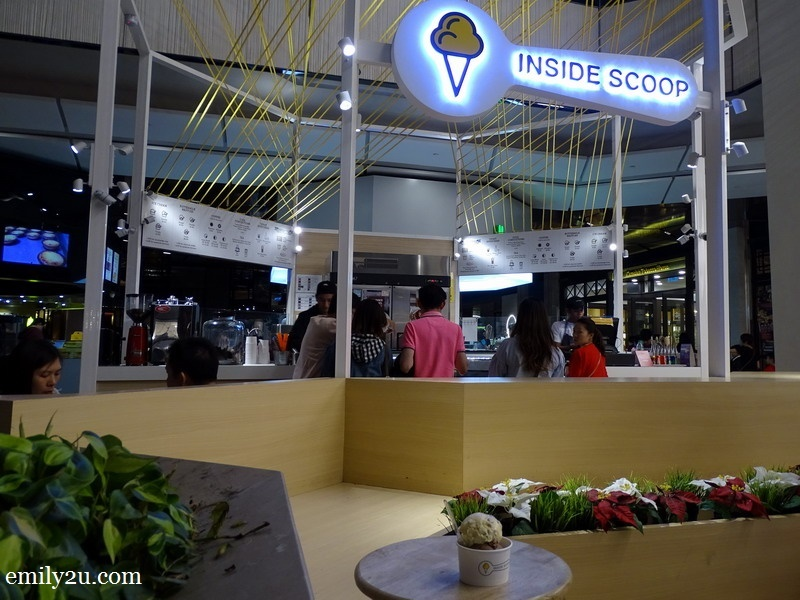 Inside Scoop Skyavenue Resorts World Genting From Emily