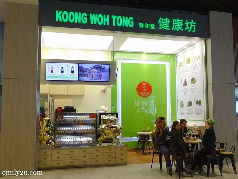 Koong Woh Tong, SkyAvenue