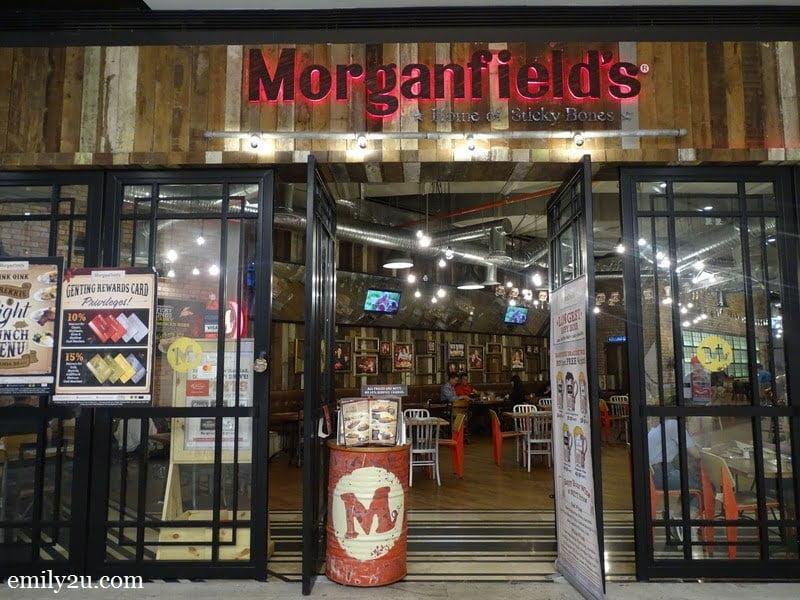 Morganfield's, SkyAvenue