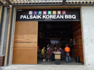 Palsaik Korean BBQ SkyAvenue
