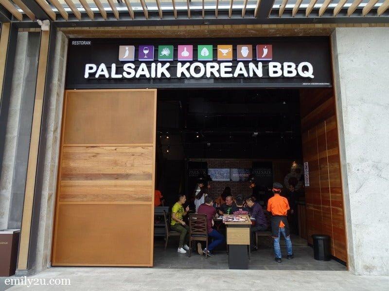 Palsaik Korean BBQ, SkyAvenue