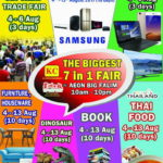 Get Ready For Perak's Biggest 7-in-1 Fair Happening from 4th Aug, 2017