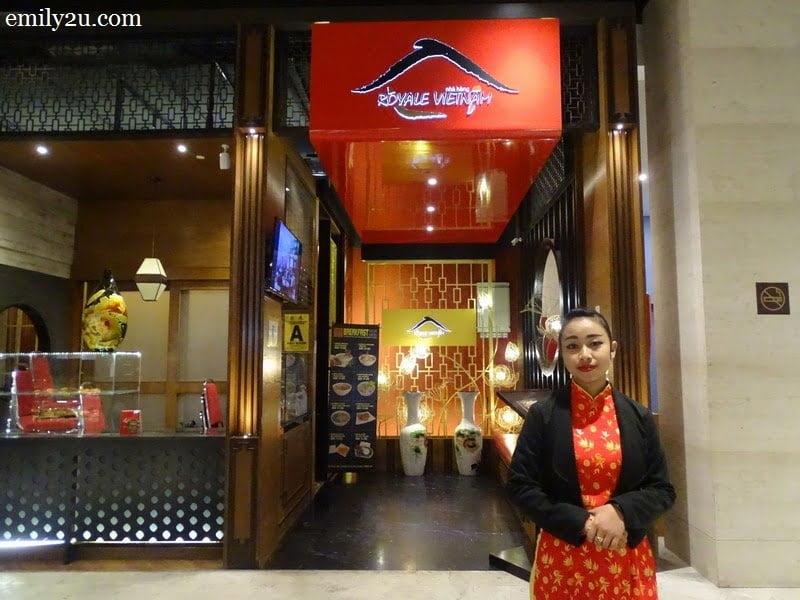 Royale Vietnam Restaurant, SkyAvenue