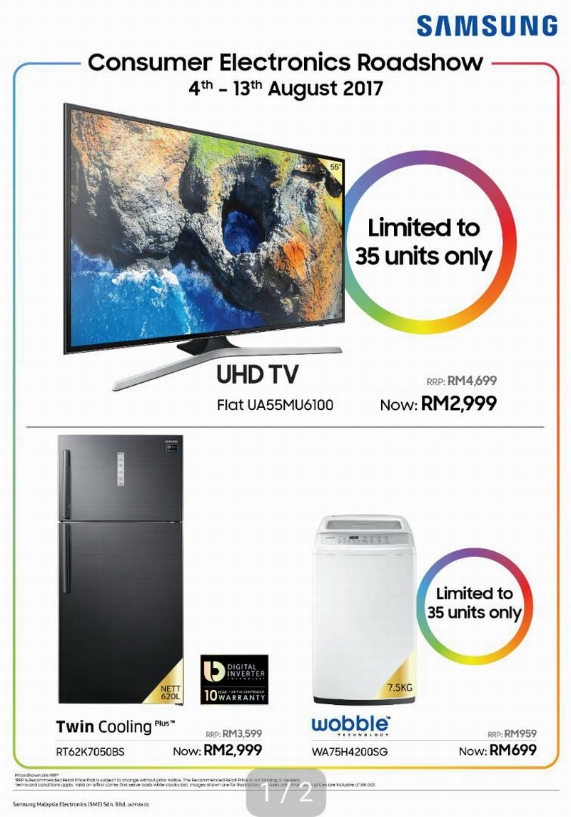 Samsung offers