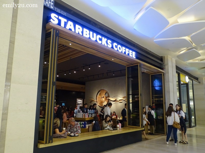 Starbucks Reserve®, SkyAvenue