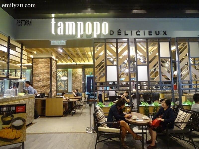 Tampopo Delicieux, SkyAvenue