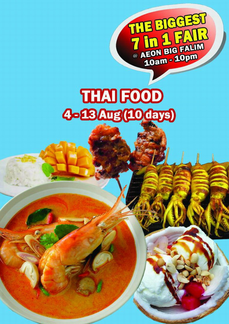 Thai Food Fair