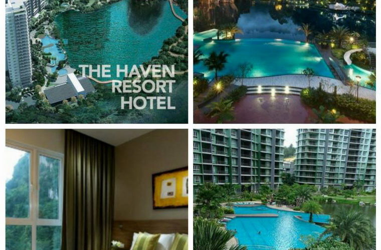Celebrate Merdeka at Malaysia's Premier Eco Resort, The Haven Resort Hotel Ipoh All Suites
