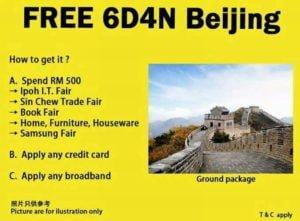 free Beijing