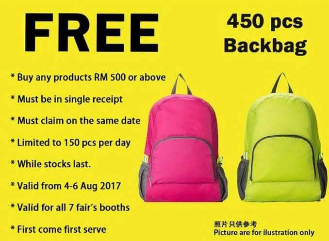 free 450 backpack