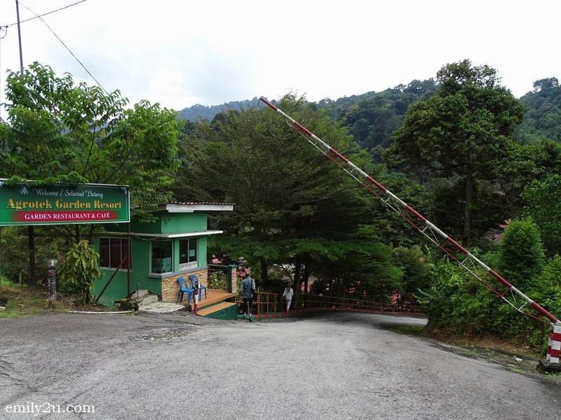 1. Agrotek Garden Resort, Hulu Langat, Selangor