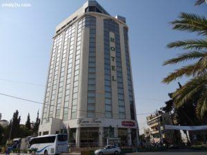 1 Belle Vue Hotel Amman Jordan