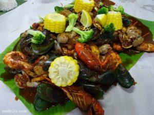 1 D'Klang Mix Seafood
