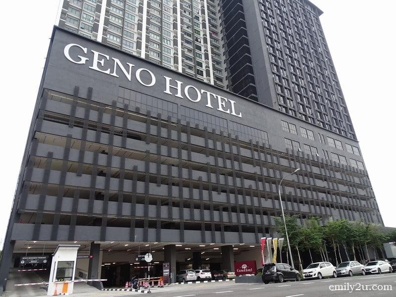 1. Geno Hotel, Subang Jaya
